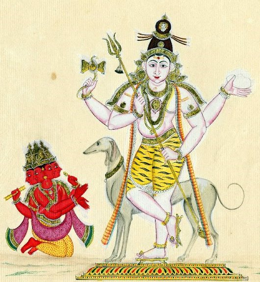 Bhairava_Brahma