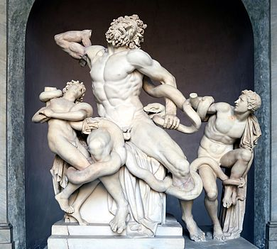 390px-Laocoon_and_His_Sons
